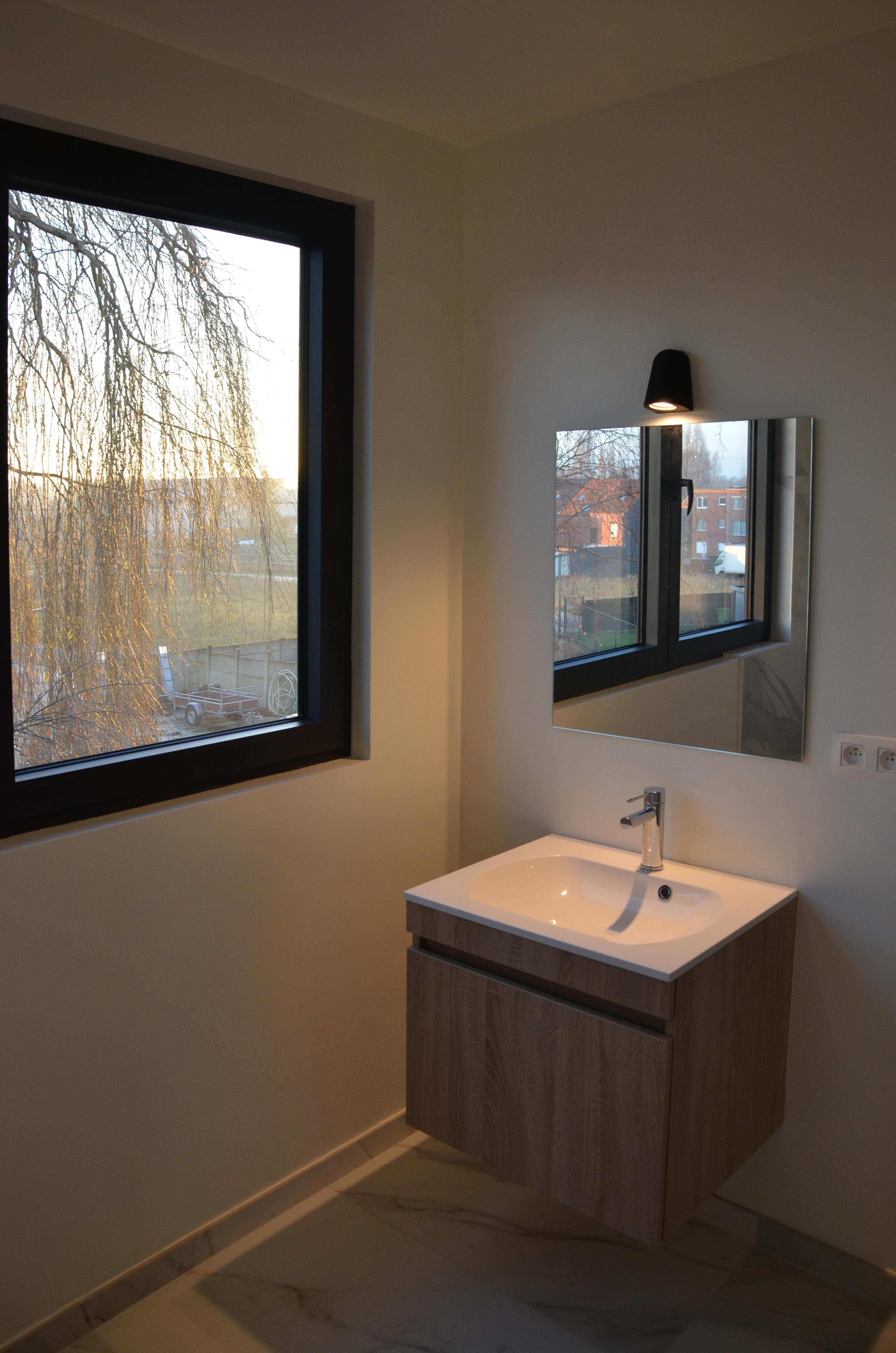 Totaalrenovatie - GZarchitecten - Zwijndrecht - Badkamer