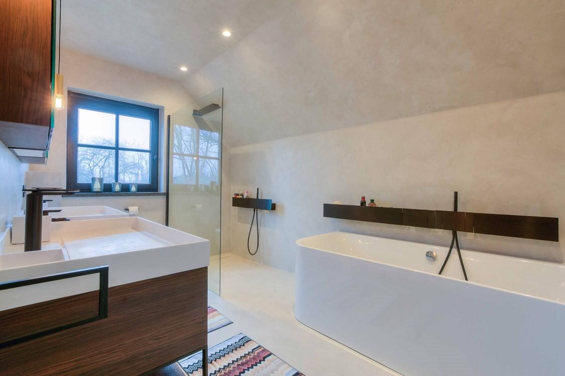 Badkamer particulier renovatie